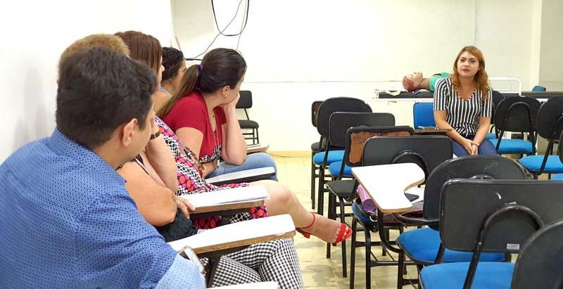 IES Materdei realiza capacitação do corpo docente da instituição