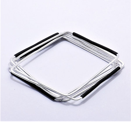 SquareLinks Bangle