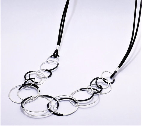 Jumble Loops Necklace