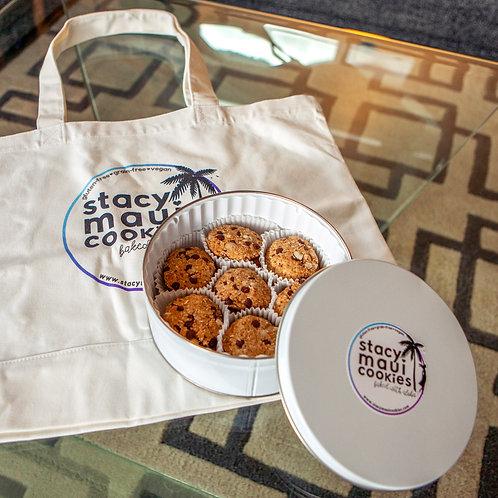 Cookie Tin - Two Dozen Cookies