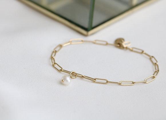 Bracelet Anna perle d'eau douce