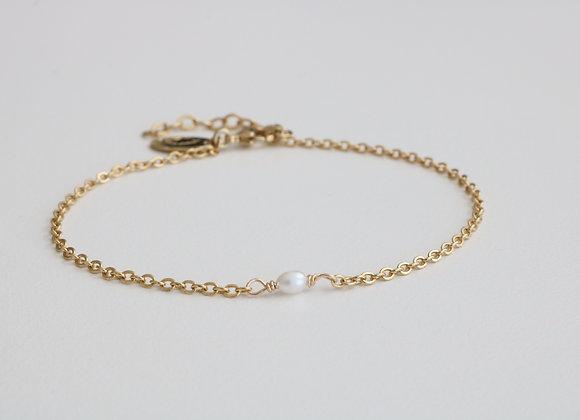 Bracelet Lola perle d'eau douce