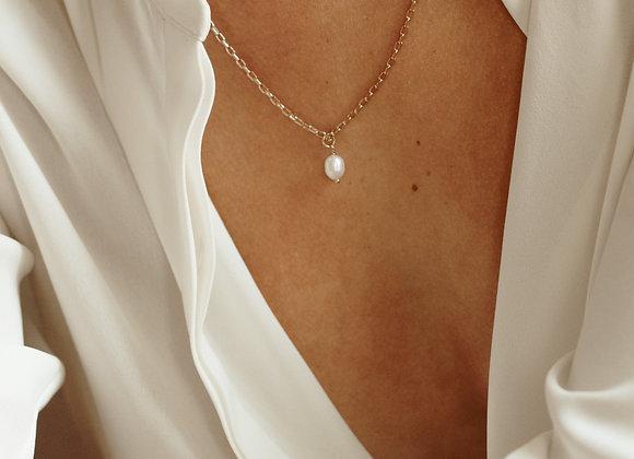 Collier Anna perle d'eau douce