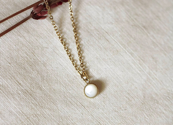 Collier Louise rond