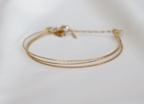 Bracelet fin Éléna