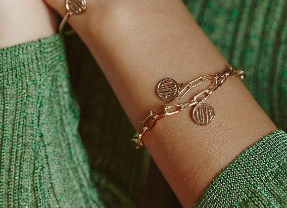 Bracelet fin Love