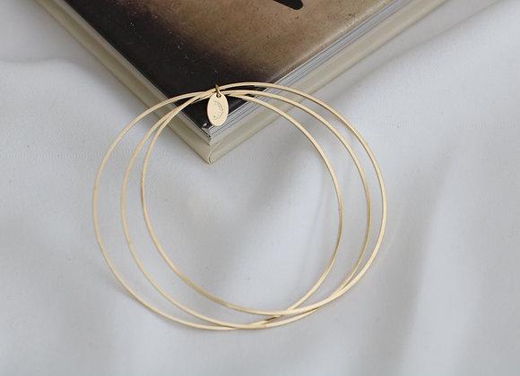 Bracelet Trio de bracelets Joncs Elsa