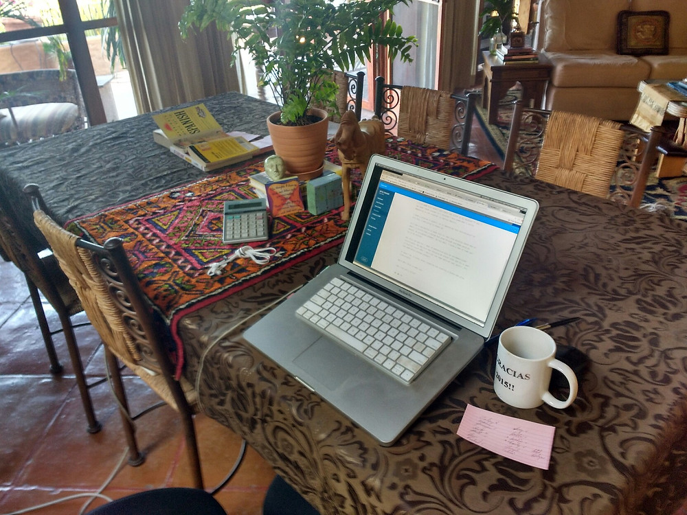 Writing a new blog post