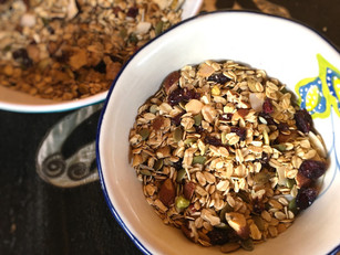 Healthy Granola Recipe You'll Love!