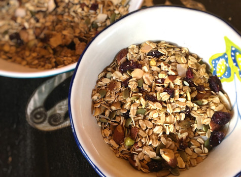 Healthy Granola Recipe You'll Love!