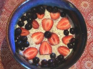 No-Bloat Chia Pudding or Porridge!