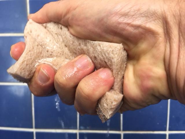 Sponge squeeze