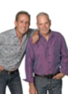 Life coaches Eli and Joseph