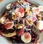 Gluten-free Guilt-free Oat-Banana Pancakes!