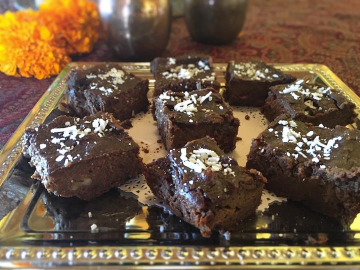 Healthy Delicious Brownies