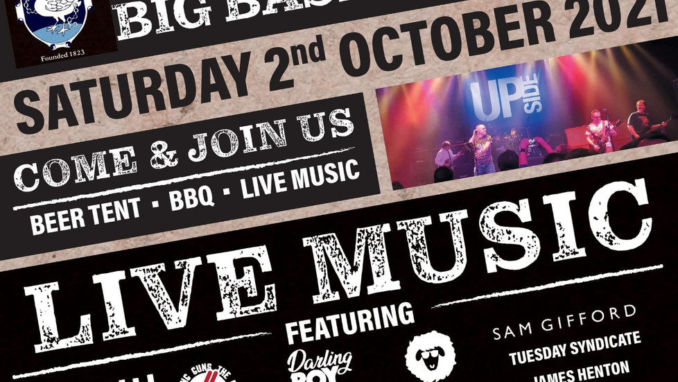 Beer, Music and Lots of Head Bashing: The Big Beer & Music Bash