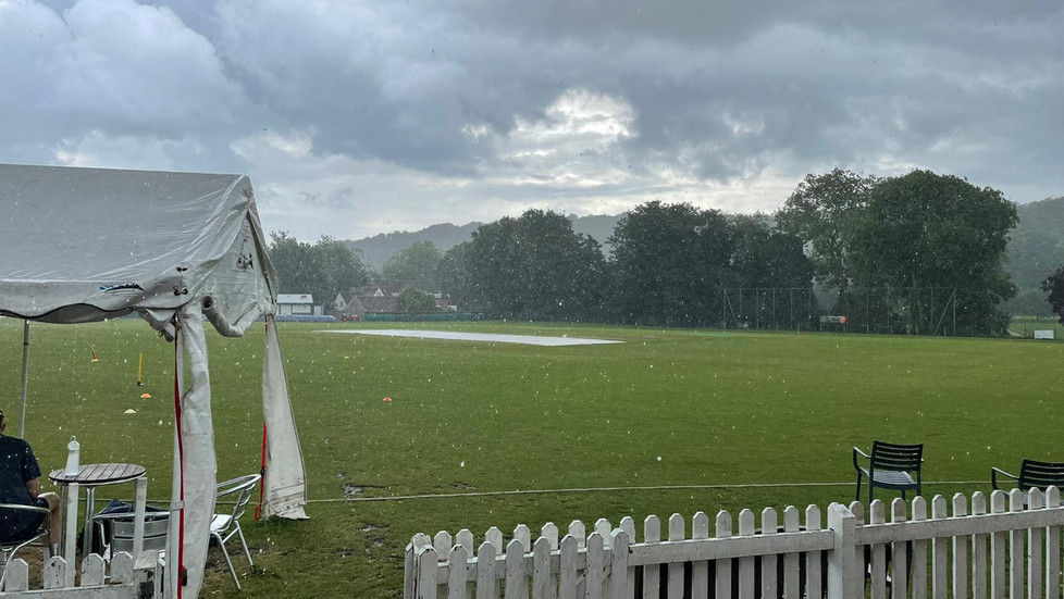 Fantastic Fifth Team - Rain Catches All But One: Match Report Mondays