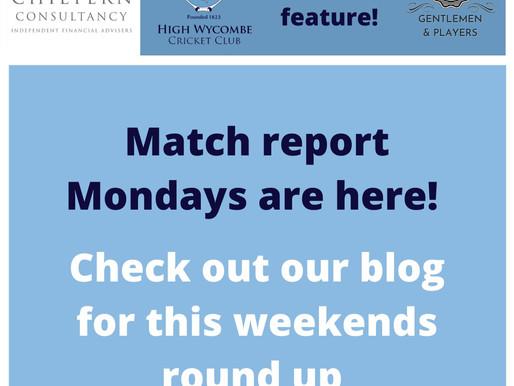 Match Report Mondays