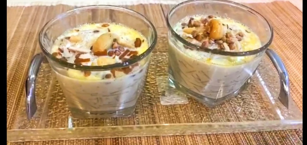 easy sevai kheer recipe, sevai kheer recipe in hindi