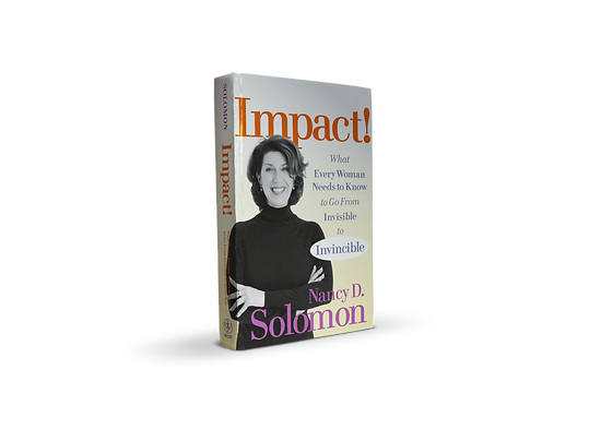 Nancy D Solomon Impact Book