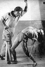 Meyerchold stab