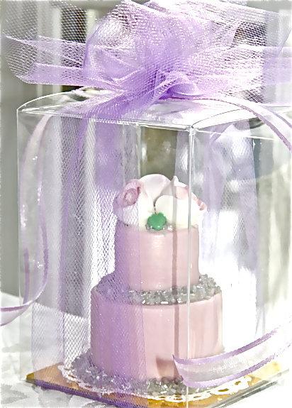 4 oz Candy Cake Wedding Favor