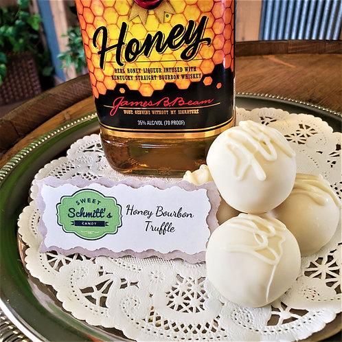 Honey Bourbon Truffle