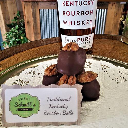Traditional Bourbon Ball