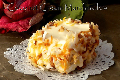 Coconut Cream Marshmallows