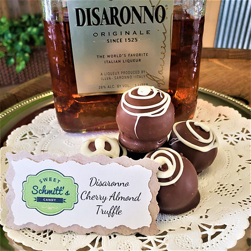 Disaronno Almond Cherry Truffle