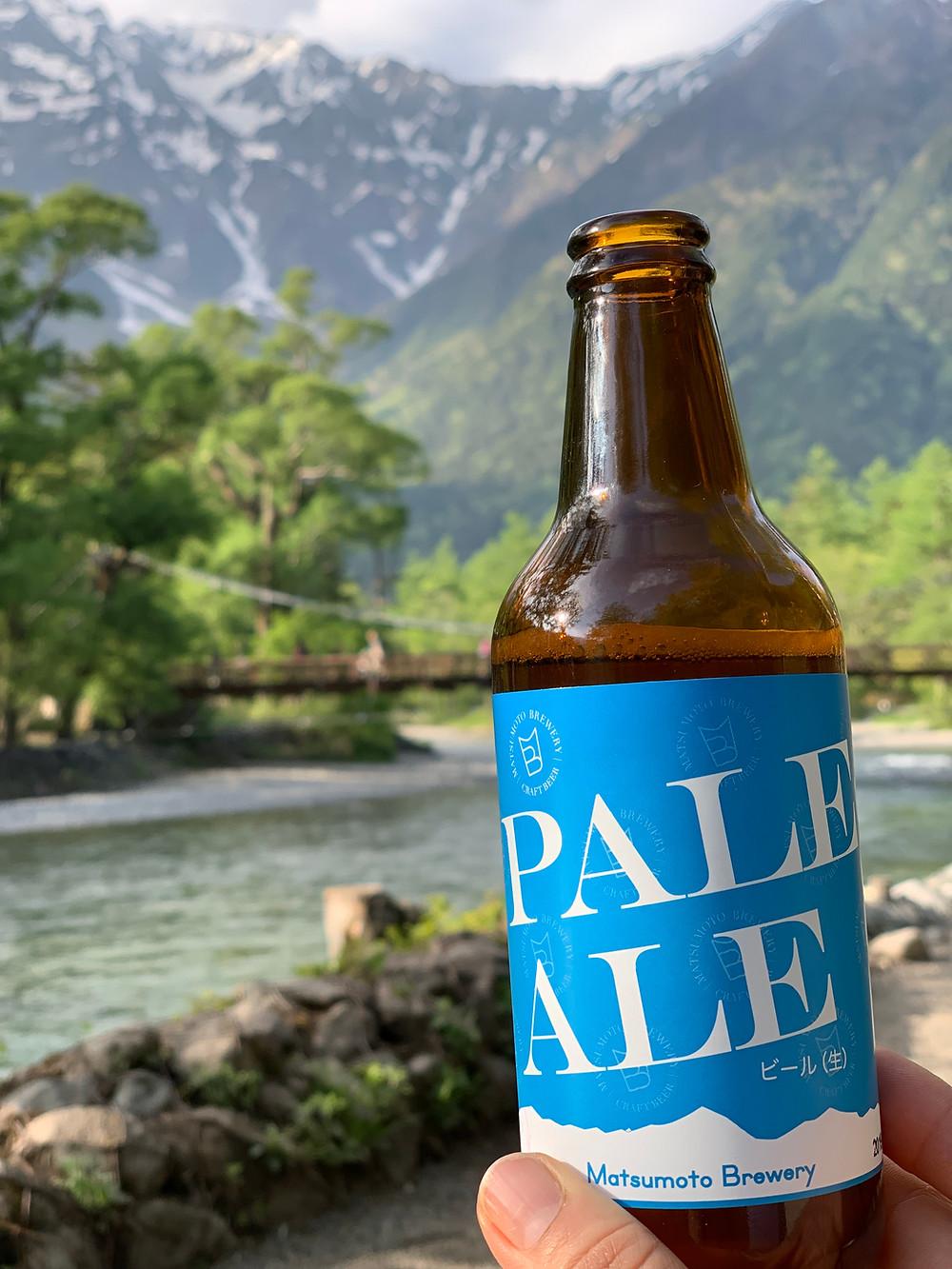 上高地ビール