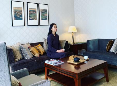 椿山荘のオトナの非日常的な空間を楽しむ