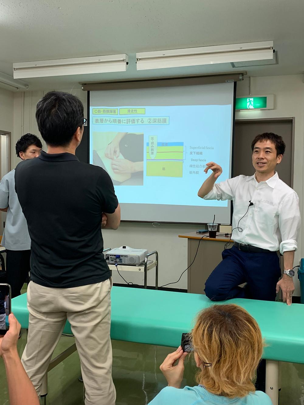 成田先生と金岡先生2