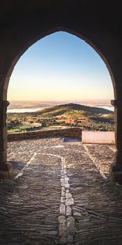 Entradas de Monsaraz, Alentejo, Portugal