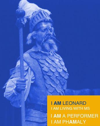 Phamaly Theatre Company - Leonard image