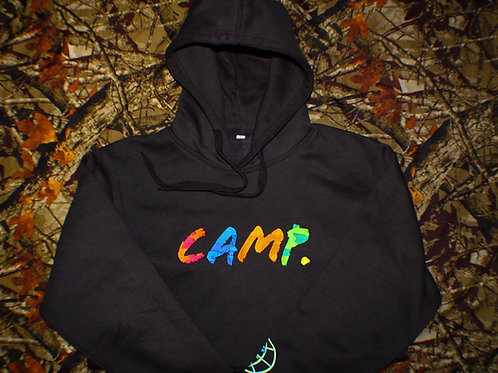 """Camp Couture """"Worldwide"""" Hoodie"""