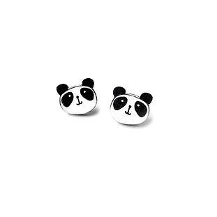Náušnice pandy