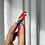 Thumbnail: Dřevěná brož papoušek Ara
