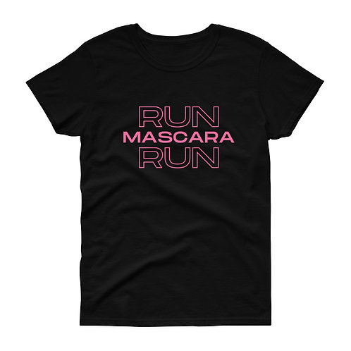 Women's 'Mascara' t-shirt