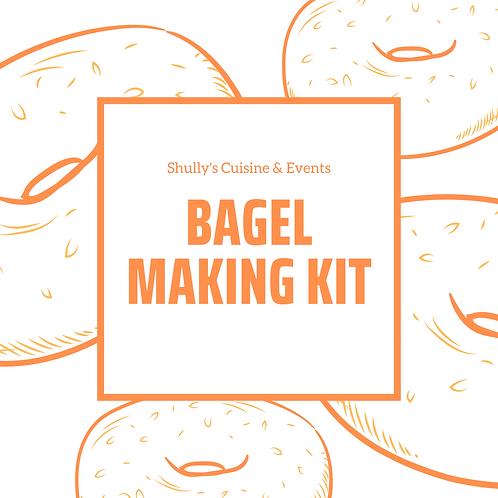 Bagel Baking Kit