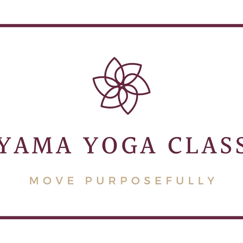 Yama Yoga & Shully's Brunch