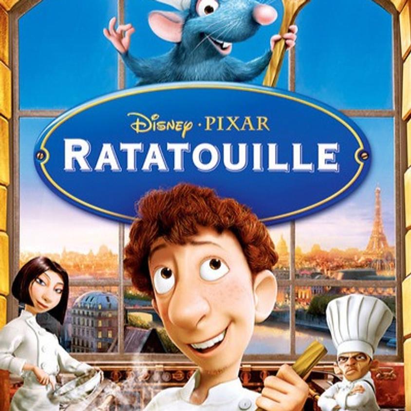 """Kids Outdoor Movie Night: """"Ratatouille"""""""