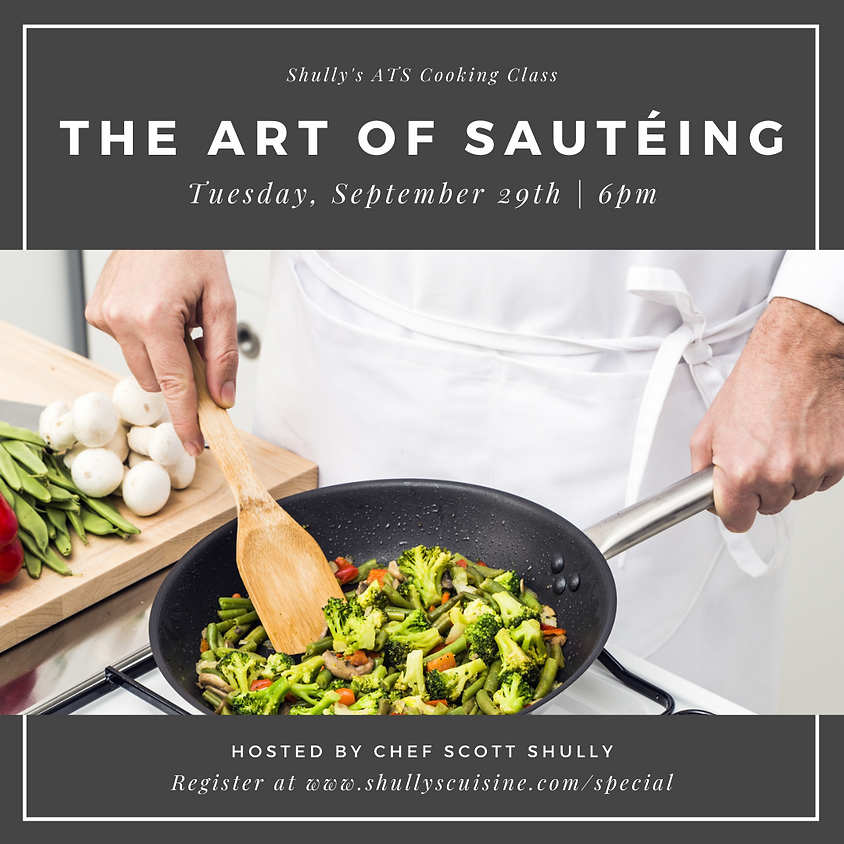 The Art of Sautéing