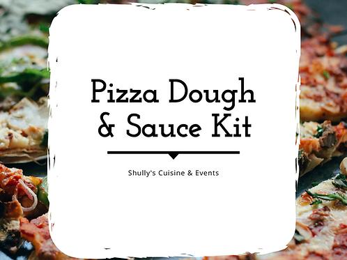 Pizza Dough & Sauce Kit
