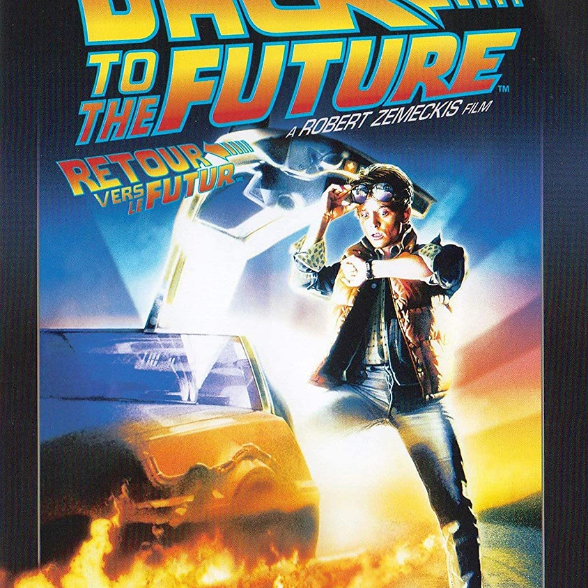 """Family Outdoor Movie Night: """"Back to the Future"""""""