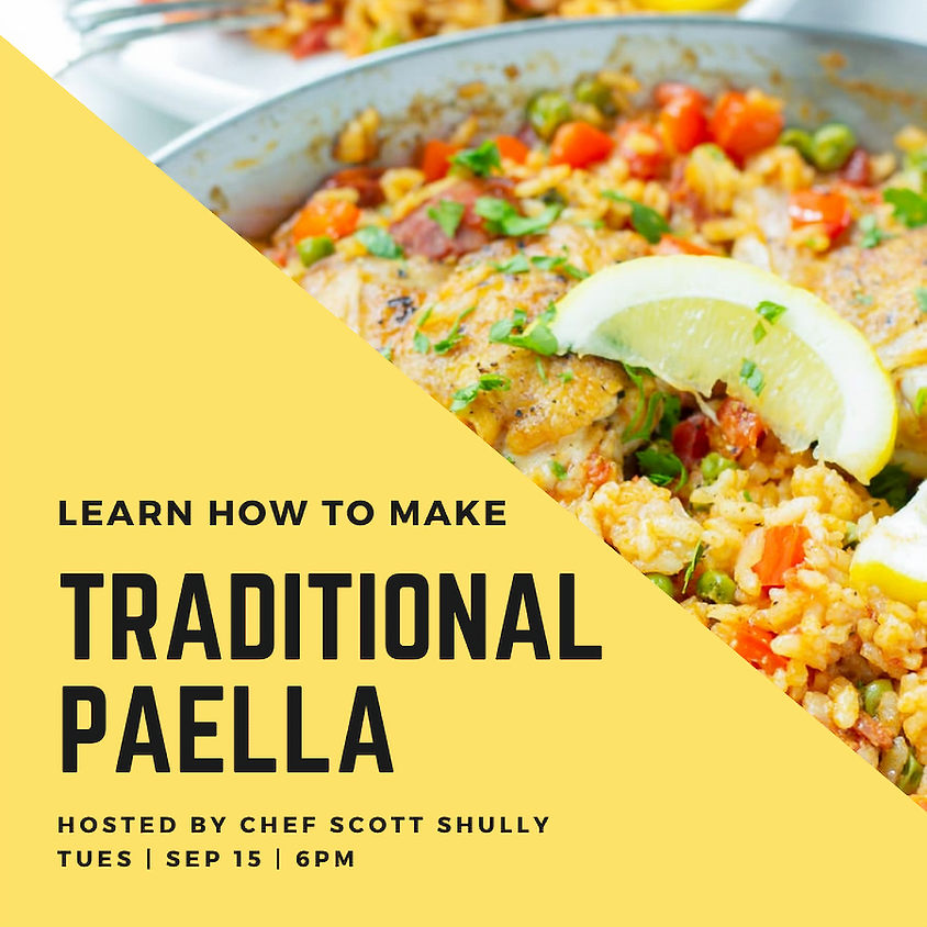 Paella Class