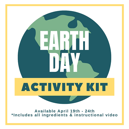 Earth Day Kids Activity Kit