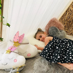 Why not hire our Kidz Cosy Corner for so