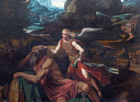 Elijah – The Prophet Who Was Fed By God, TWICE!