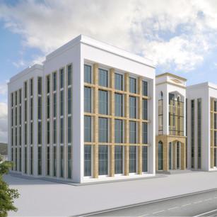 Sivas Çevre ve Şehircilik İl Müdürlüğü Binası
